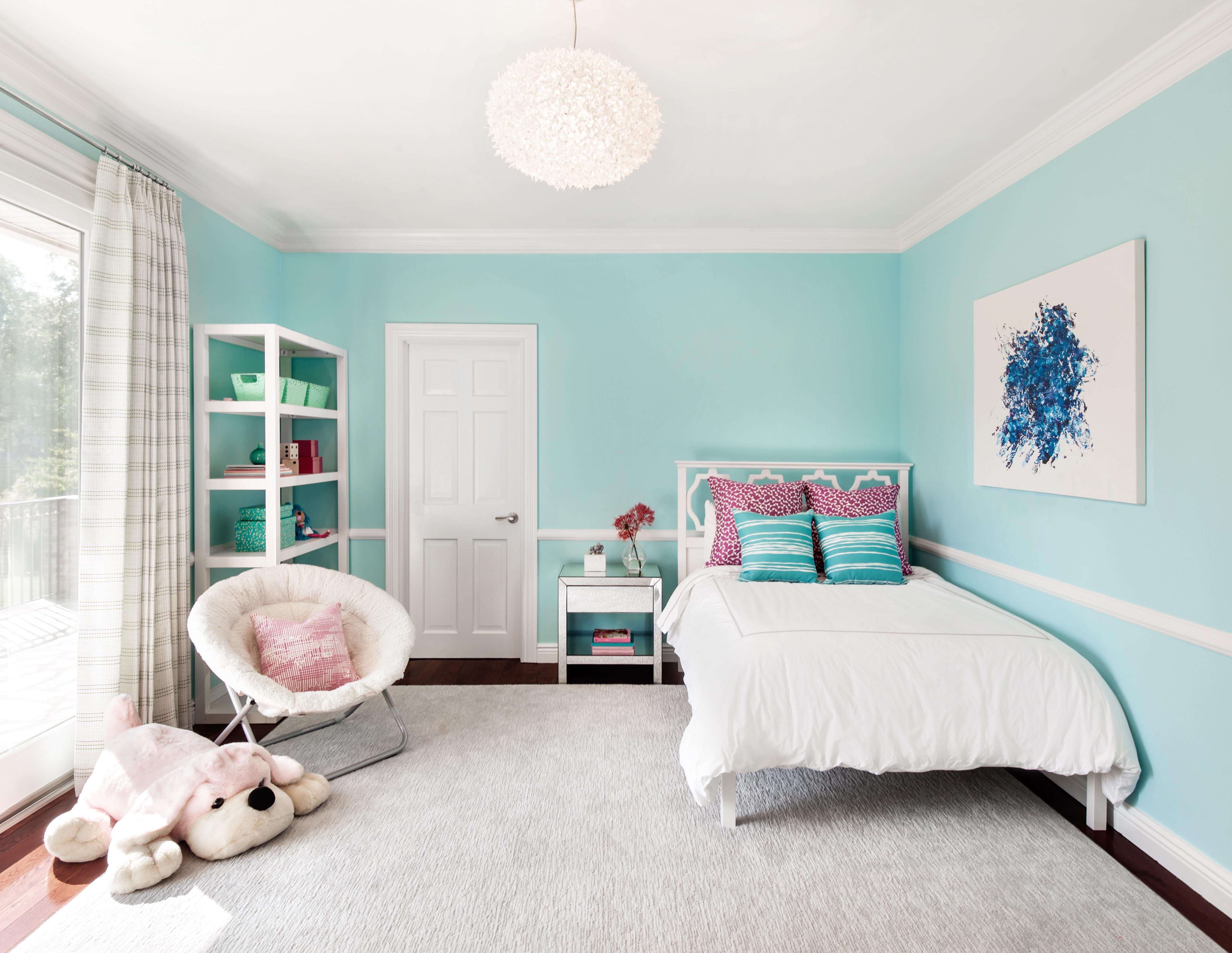 Fun Ideas For A Teenage Girl's Bedroom Decor #16535 ... on Pretty Room Decor For Girl  id=60657