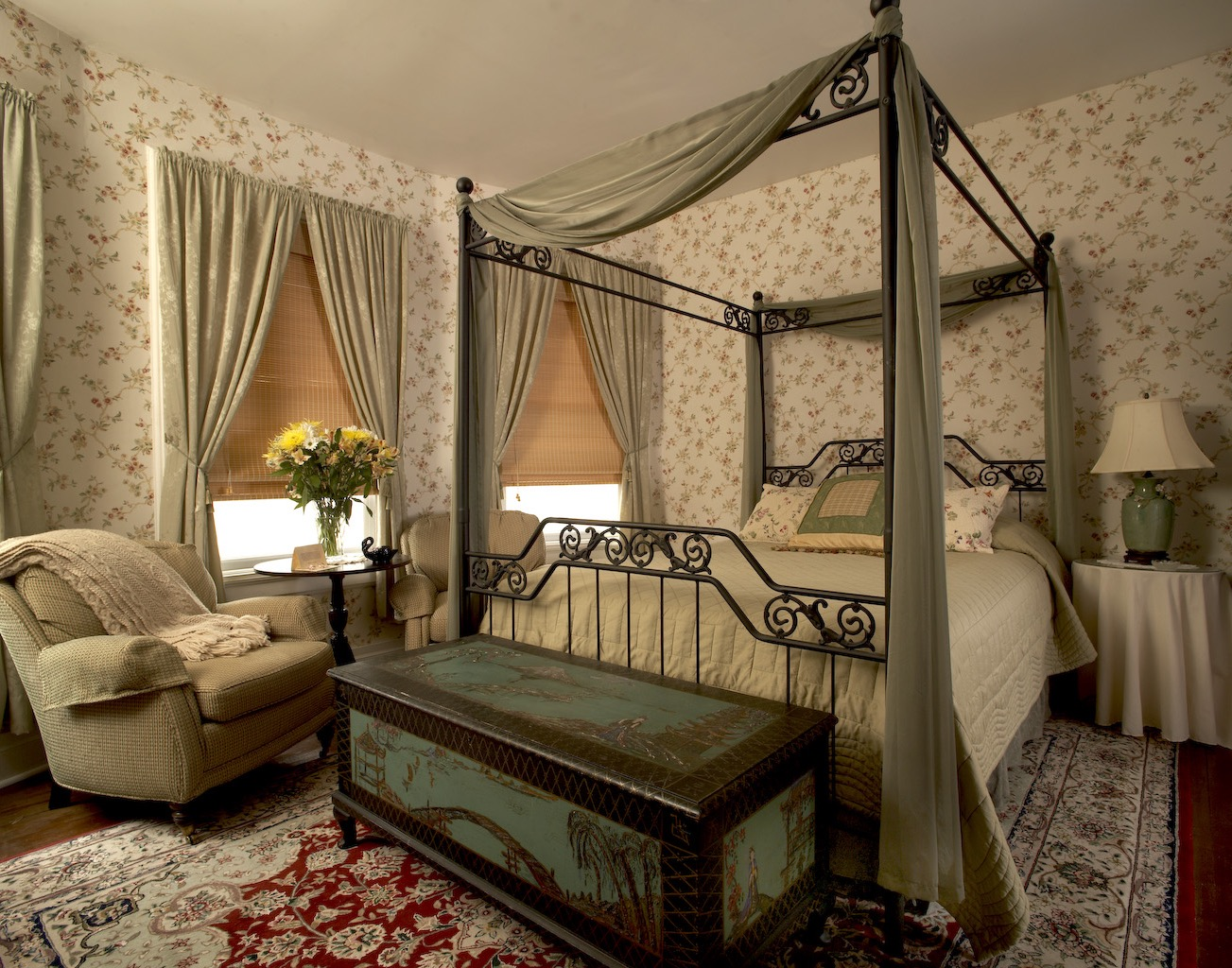 Victorian Decor Style For Comfortable Bedroom #15485 ... on Comfortable Bedroom Ideas  id=45674