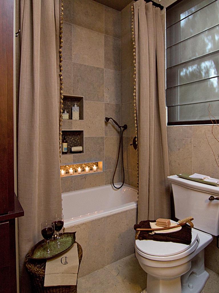 5 Incredible Ideas For Small Bathrooms #15052 | Bathroom Ideas on Small Bathroom Ideas With Shower Only id=80500