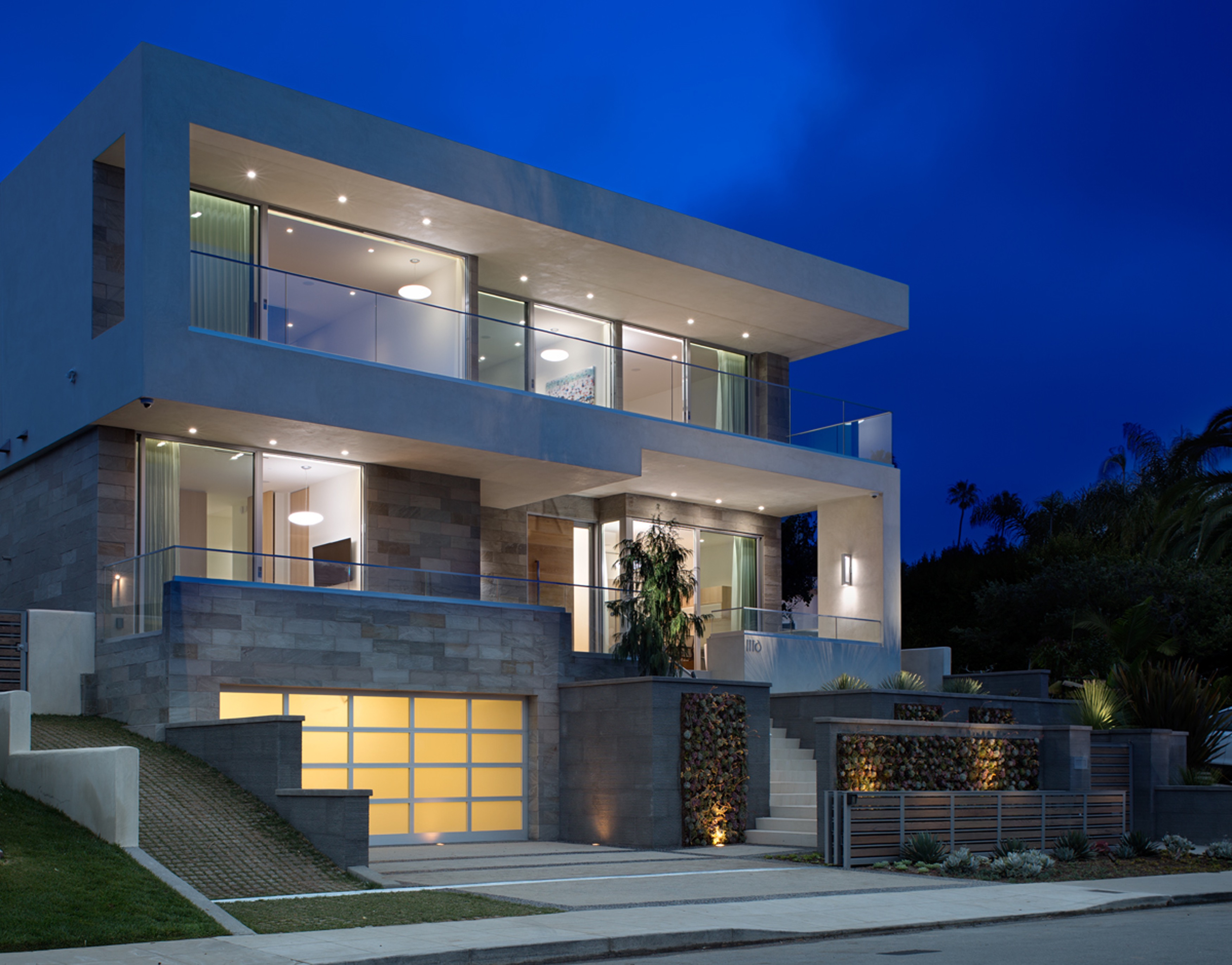 Fascinating Modern House Exterior Architecture 17213