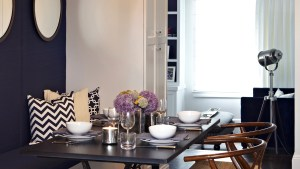 Small Space Dining Room Decoration Tips #17035 Dining