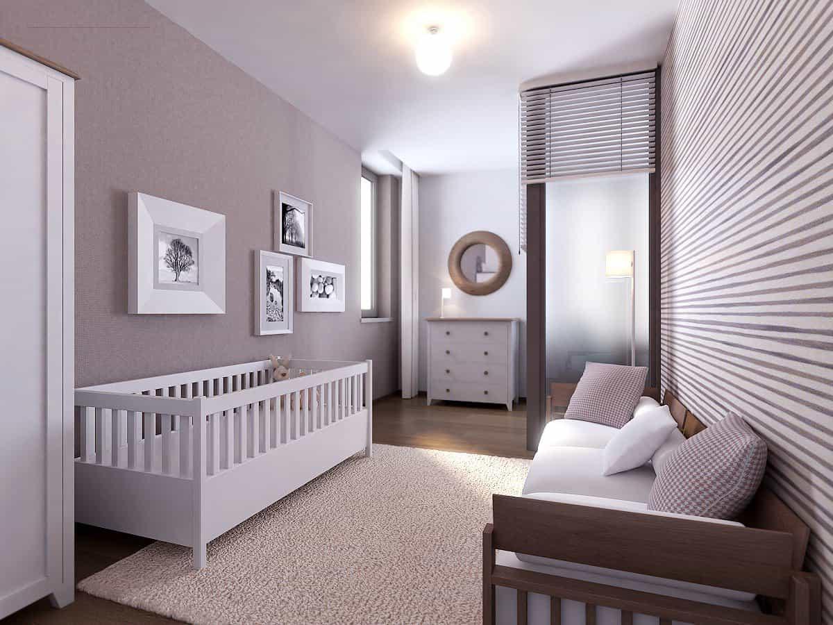 Minimalist Nursery Bedroom Furniture Design Ideas #5606 ... on Bedroom Minimalist Design Ideas  id=37815
