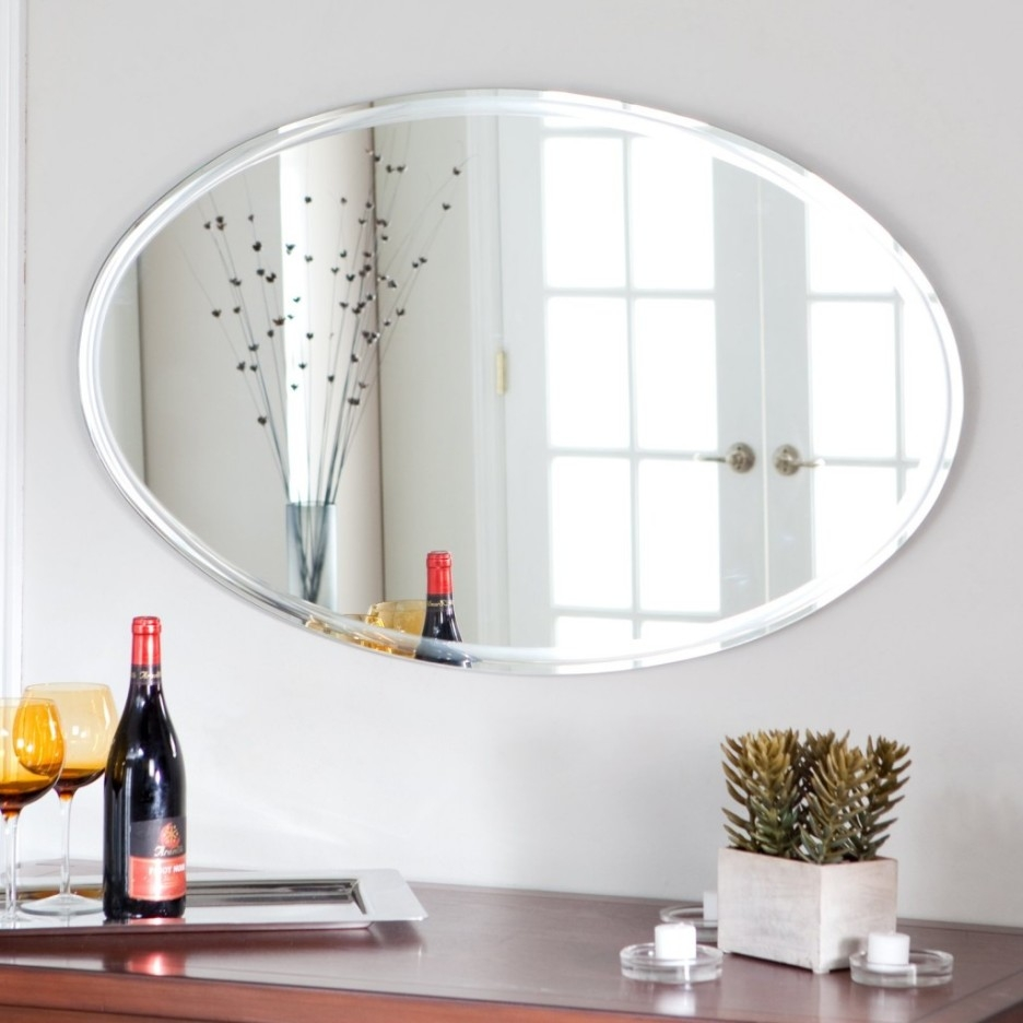 14 Best Ideas Large Oval Wall Mirror Mirror Ideas