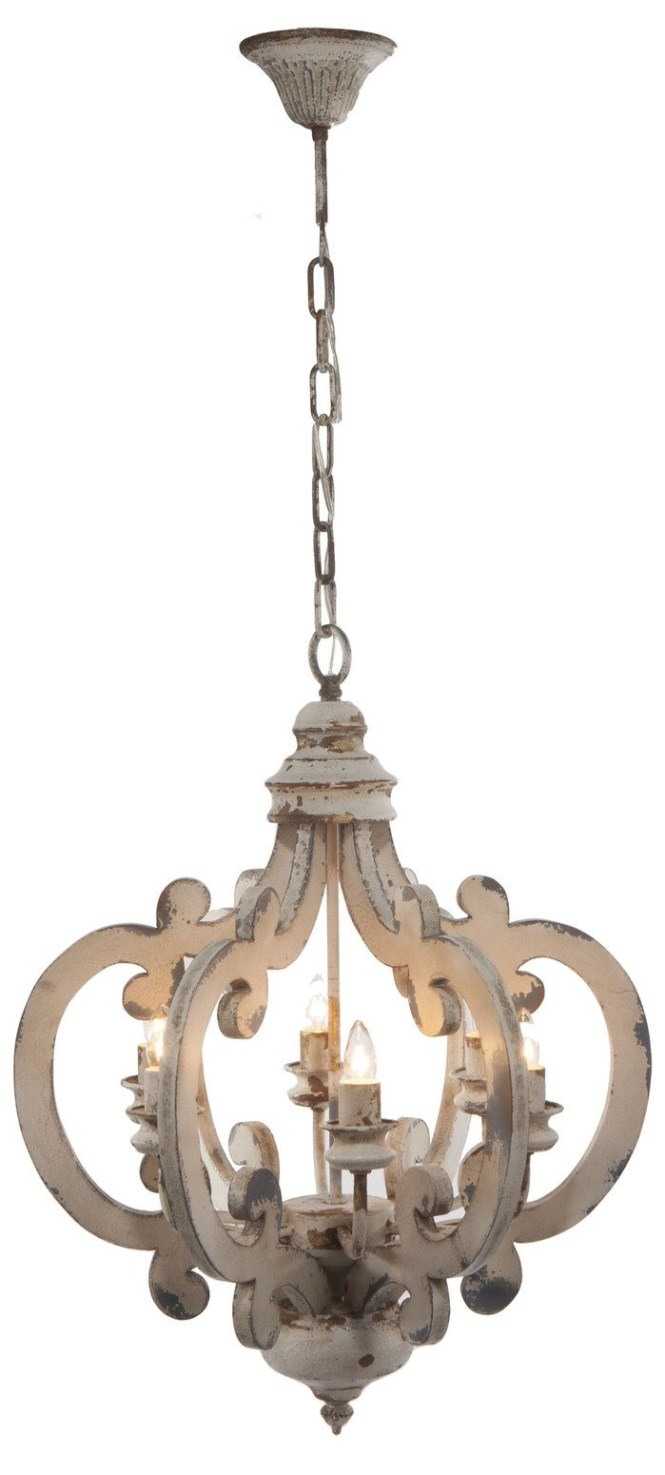 Best 20 Wooden Chandelier Ideas On Pinterest Chandeliers For Pertaining To French Image