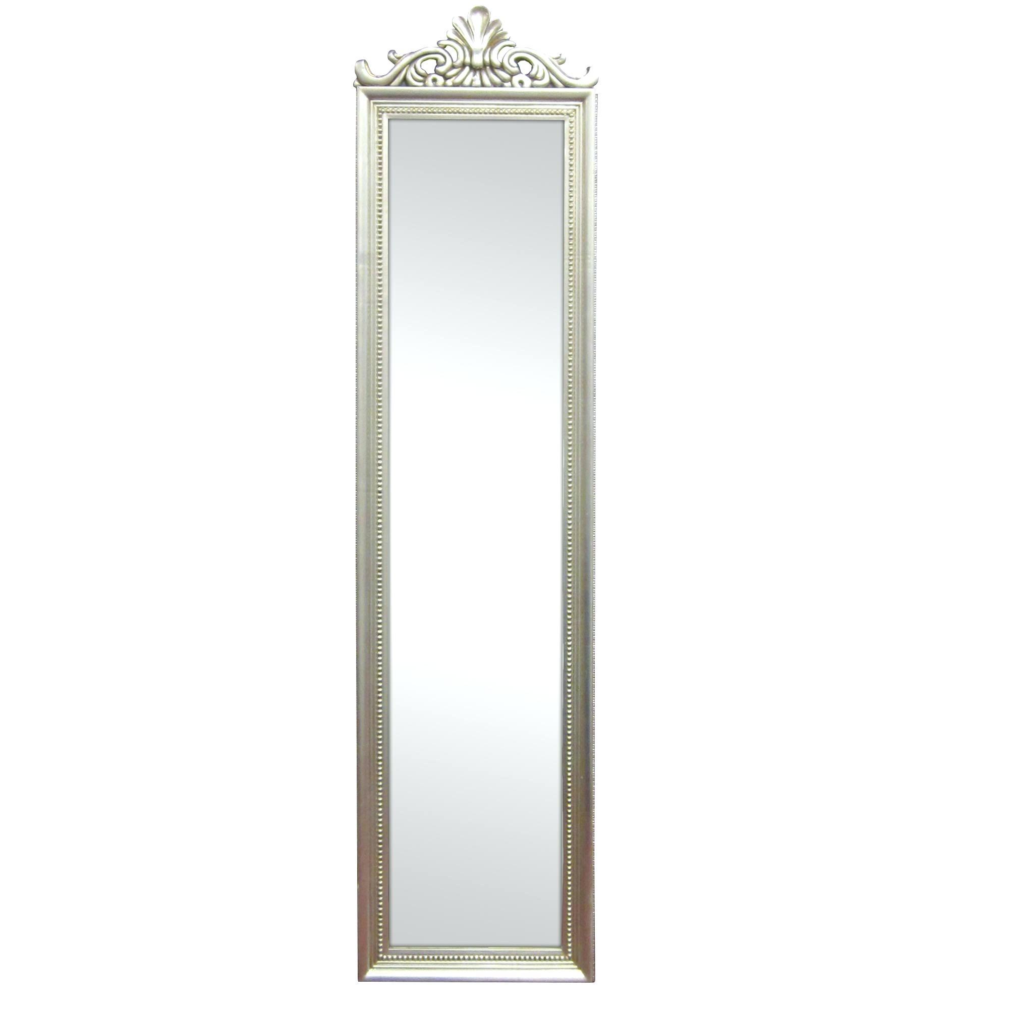 15 Ornate Full Length Wall Mirror