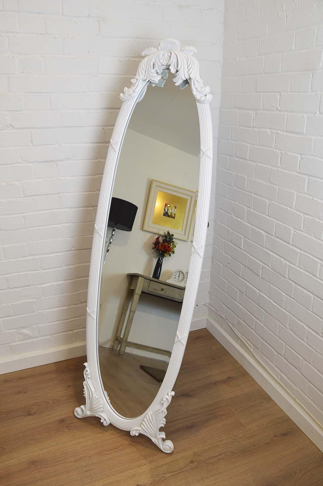 Ornate Free Standing Mirror Mirror Ideas
