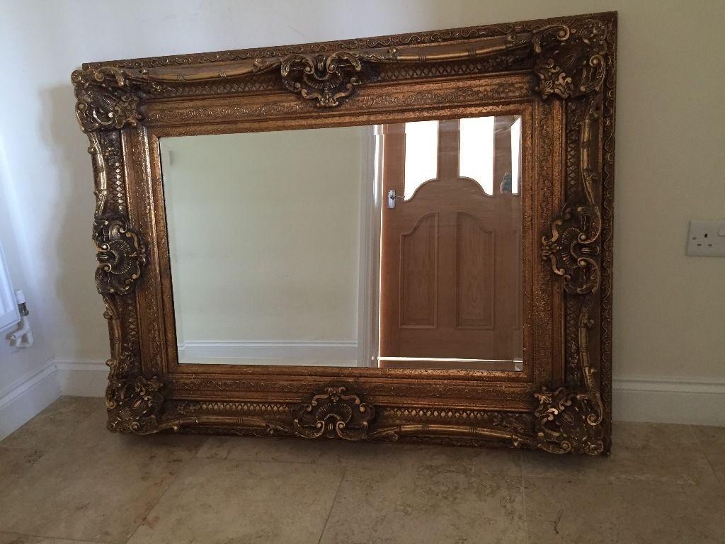 15 Best Collection Of Large Bronze Mirror Mirror Ideas