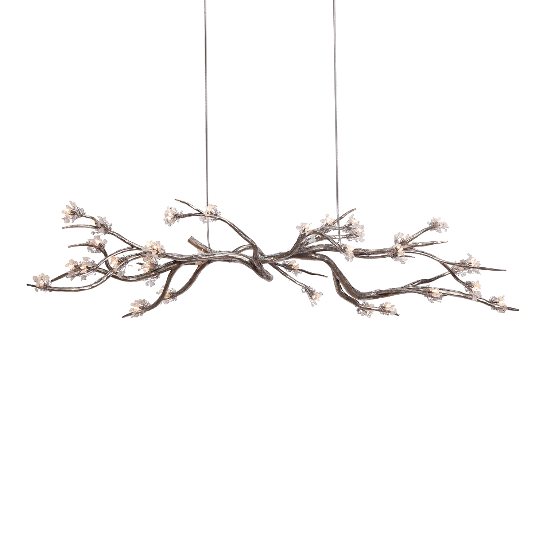 Tree Branch Crystal Chandelier
