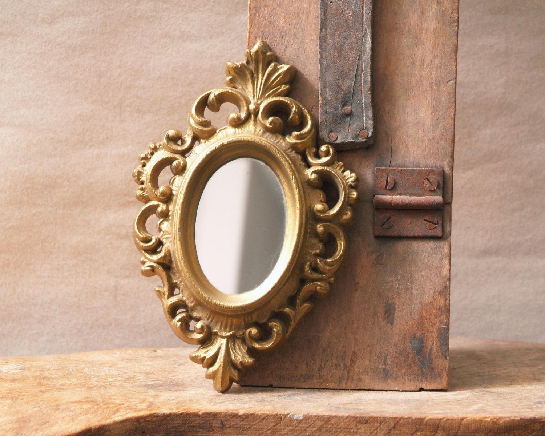 15 Inspirations Small Ornate Mirror