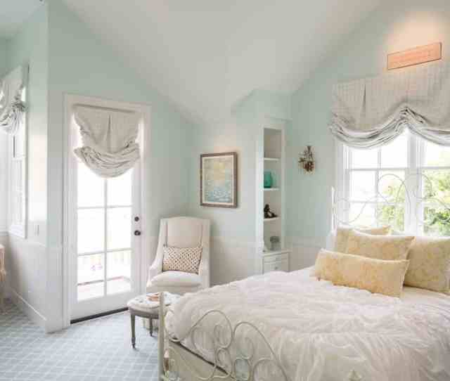 Vintage Shabby Chic Bedroom Paint Colors