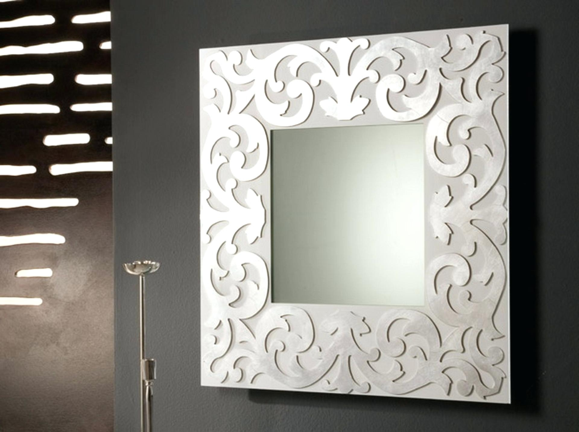 15 Photos Large Square Mirror
