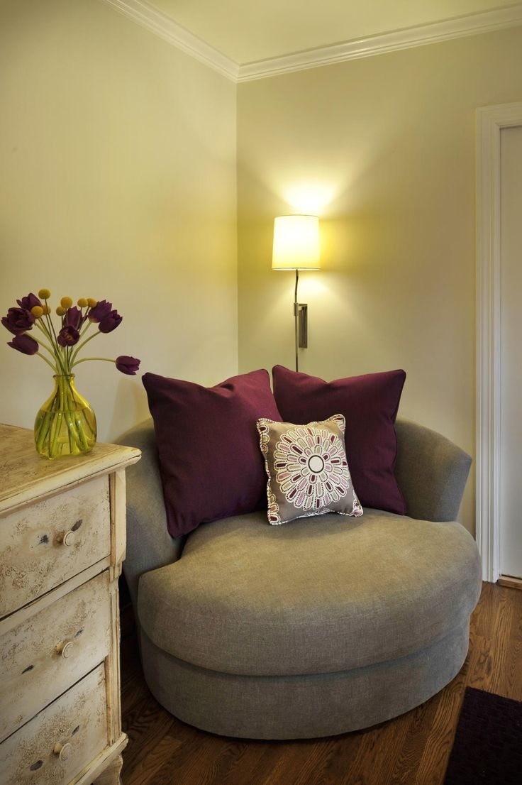 15+ Armchairs for Small Spaces   Sofa Ideas on Good Bedroom Ideas For Small Rooms  id=53837