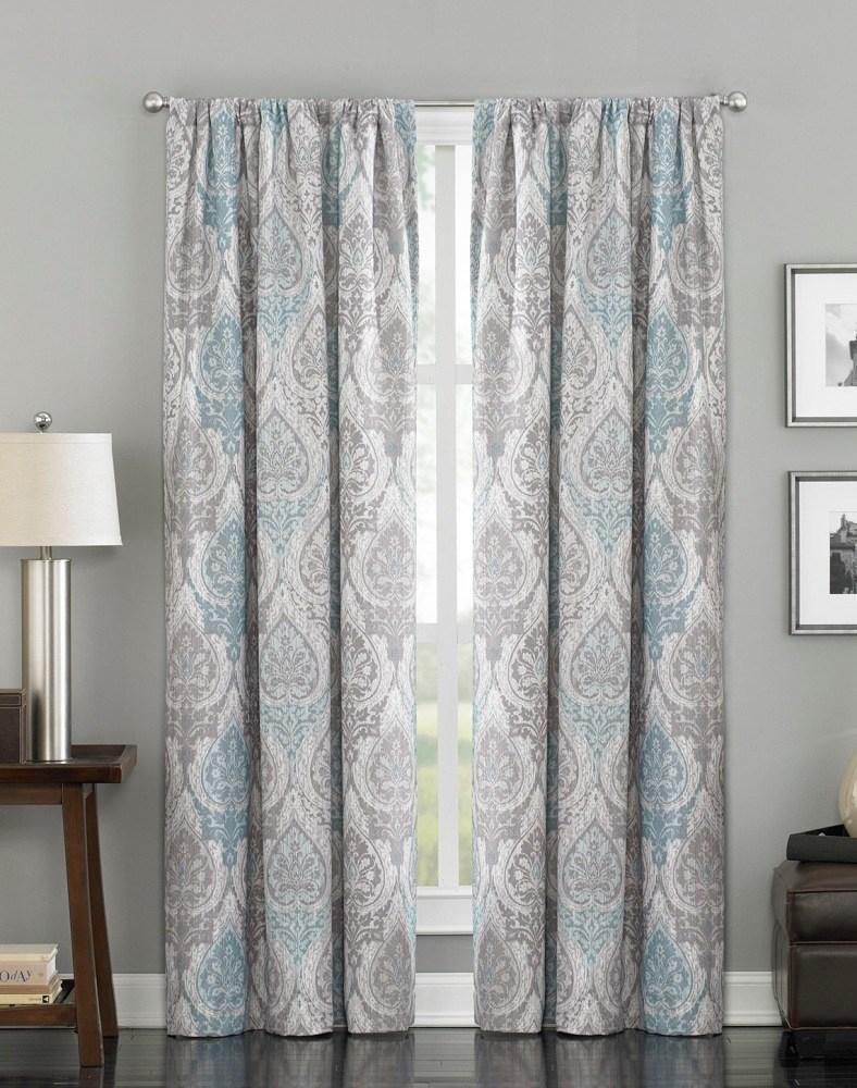 25 Photos 96 Inches Long Curtains Curtain Ideas