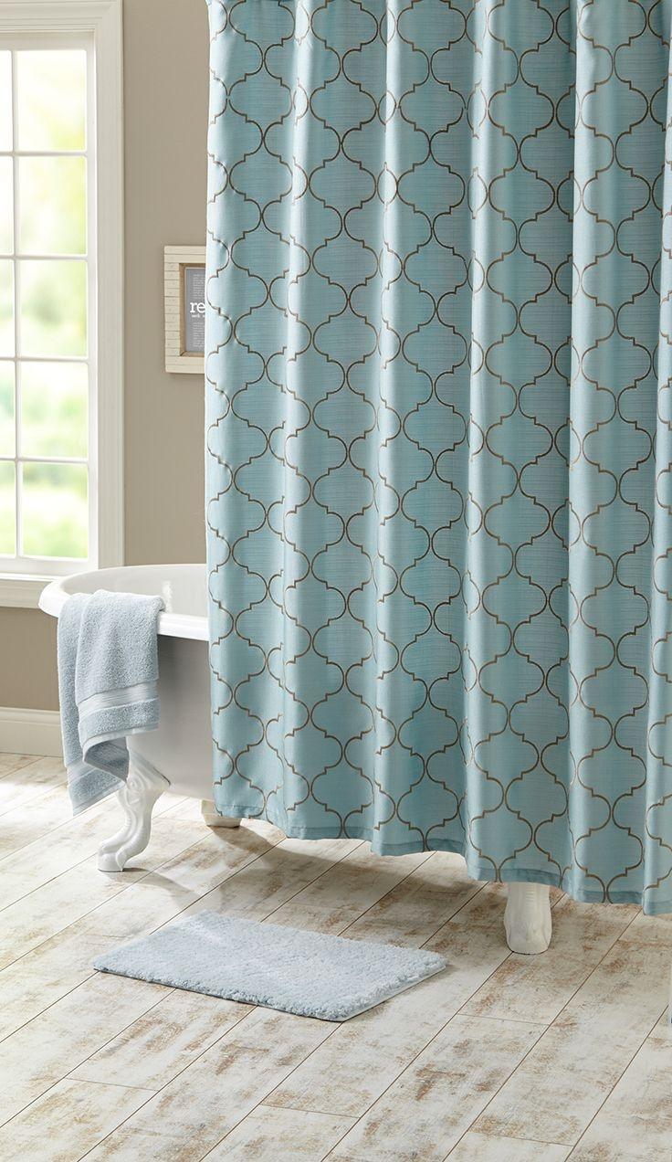 Turquoise Trellis Curtains Curtain Ideas