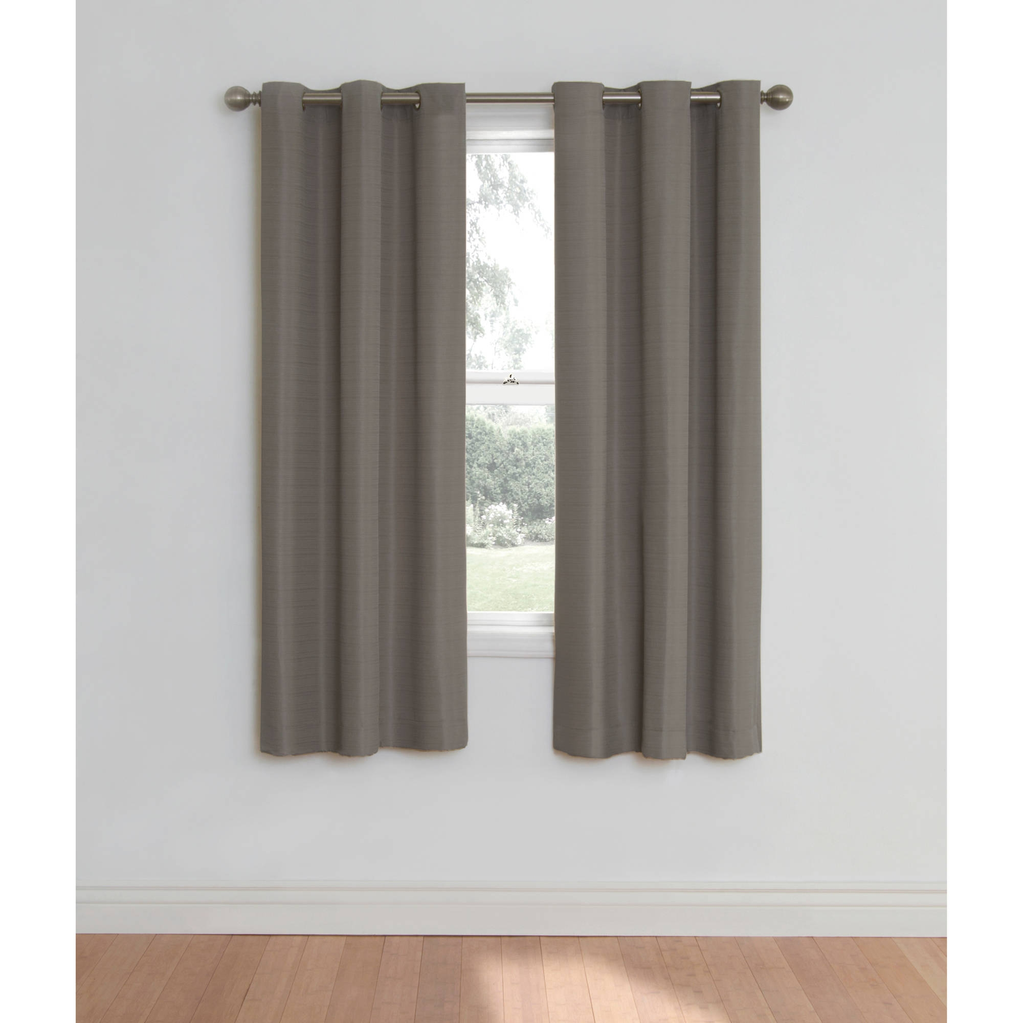 25 Best Ideas Short Brown Curtains