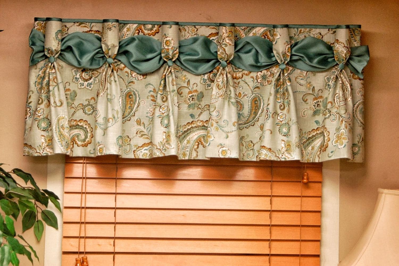 Top 25 Valance Curtain Ideas