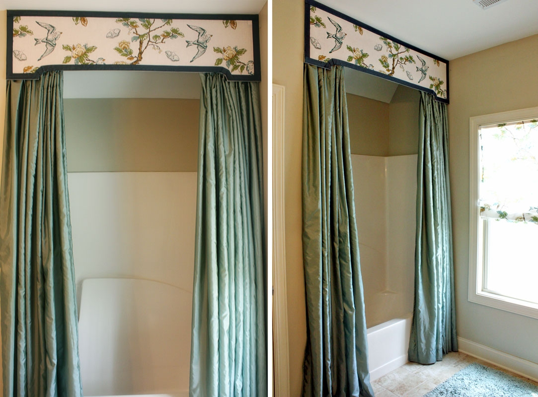 Top 25 Valance Curtain Ideas