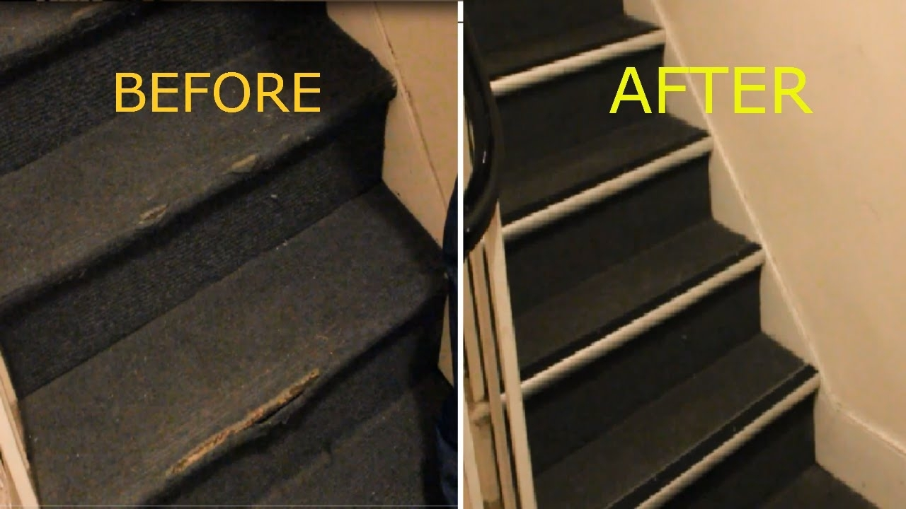 15 Inspirations Carpet Strips For Stairs Stair Tread   Carpet Strips For Stairs