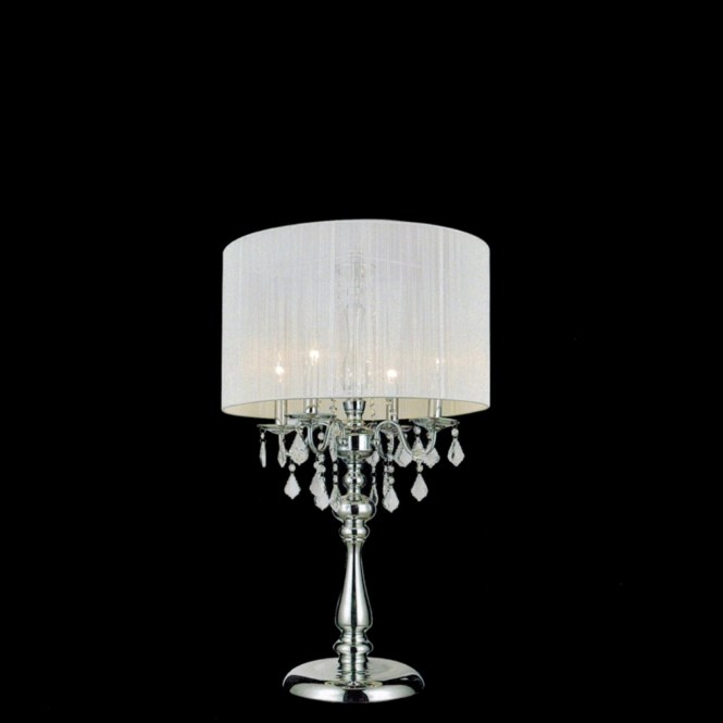 Best Chandelier Lamp Shades Intended For Lampshades Image 2 Of 25
