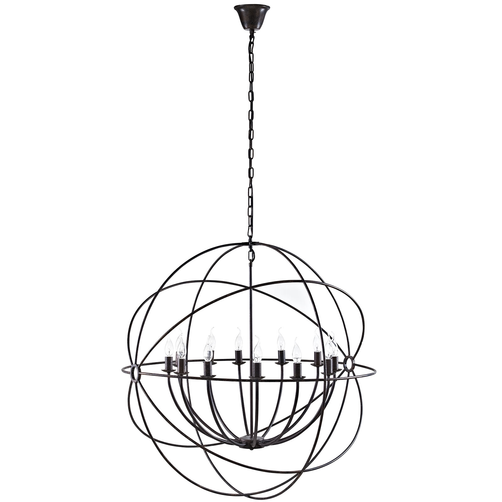 25 Best Collection Of Atom Chandeliers