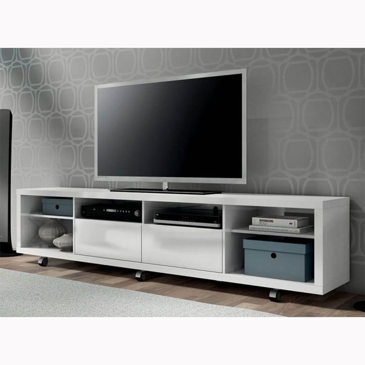 Home topics decor furnishing every editorial product is independently selected, though we may be compensated or receive an affili. 50+ Small TV Stands on Wheels | Tv Stand Ideas