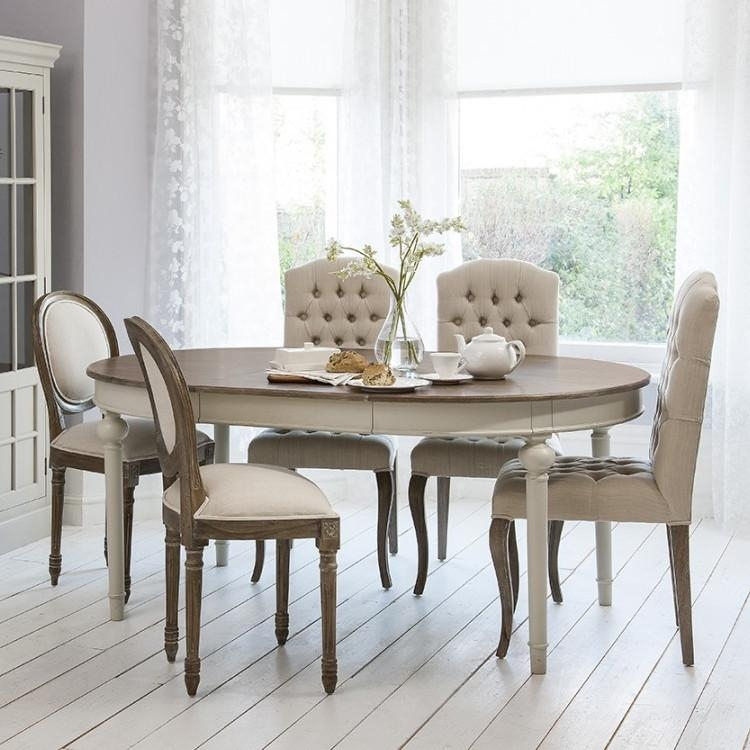 top 20 shabby chic extendable dining tables dining room on hand painted dining room tables id=71197