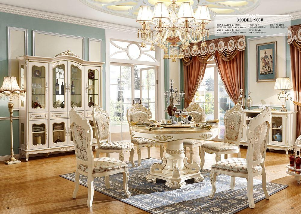 Top 20 Royal Dining Tables Dining Room Ideas