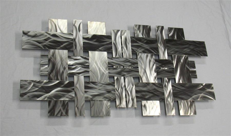 Horizontal Metal Wall Art