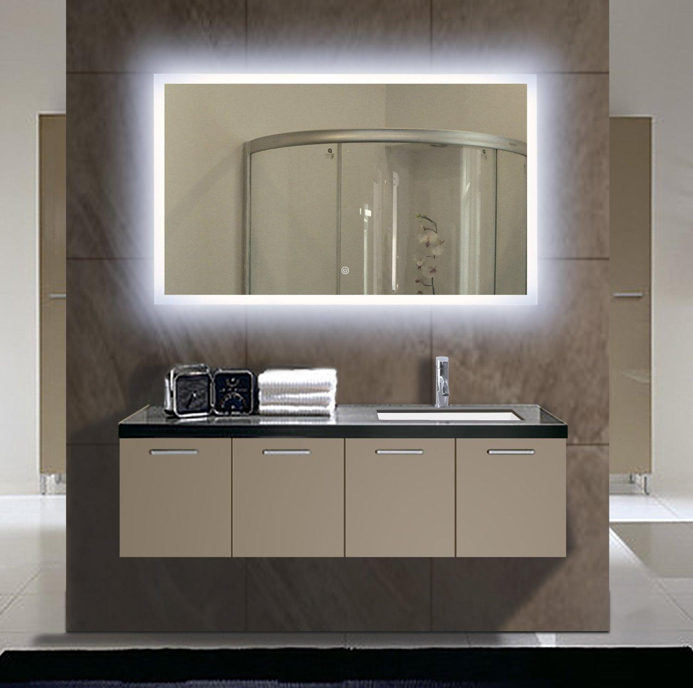 20 Best Ideas Light Up Bathroom Mirrors Mirror Ideas