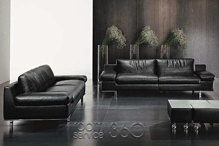 20 Ideas Of Italian Leather Sofas