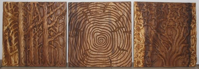 20 Ideas Of Tree Of Life Wood Carving Wall Art