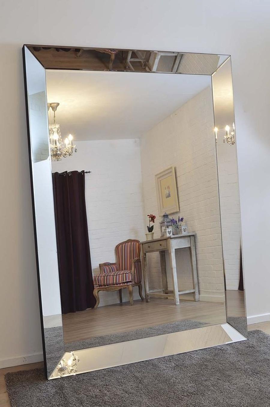 20 Photos Large Cheap Wall Mirrors Mirror Ideas