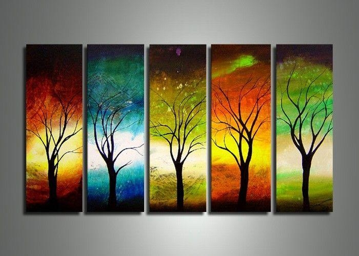 20+ Abstract Nature Wall Art