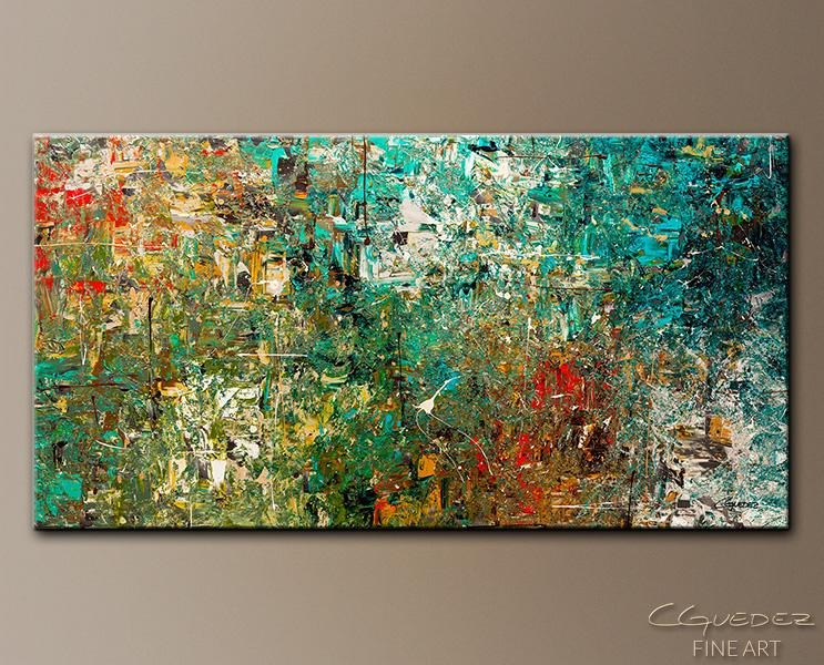20 Ideas Of Modern Abstract Huge Oil Painting Wall Art