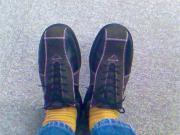 アルコマイスターの靴