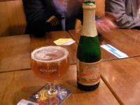 フルーティな味のベルギービール