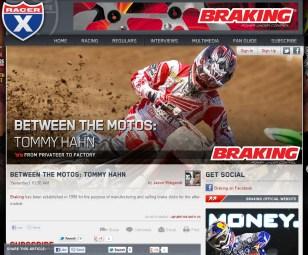 RacerX - Between the Motos Interview