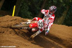 Tommy Hahn in qualifying - Spring Creek (Racer X / Cudby Photo)