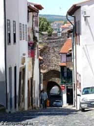 cité médiévale de Bragança