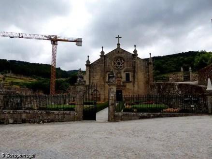 Monastère de São João de Tarouca