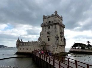 Visitar Lisboa: Torre de Belém