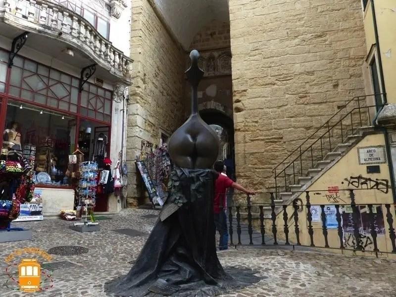 Visitar Coimbra - Arco de Almedina