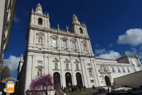 Igreja Sao Vicente de Fora - Lisbonne