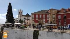 Miradouro das Portas do Sol - Lisbonne
