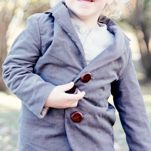 basic blazer pattern sewn by See Kate Sew