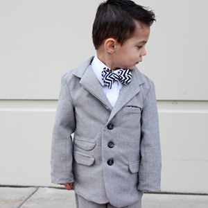 suit jacket sewn by Delia Creates