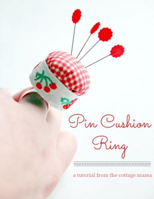 PinCushionRingTutorial