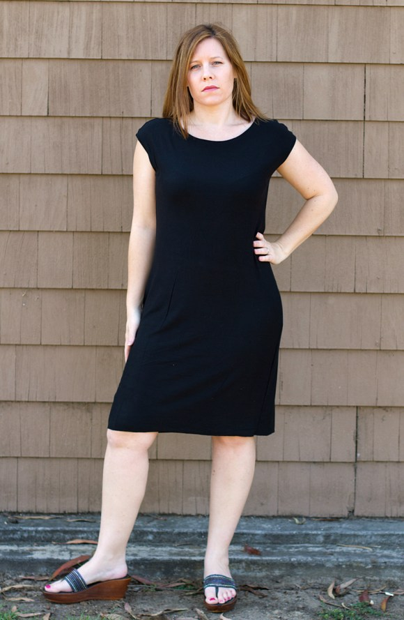 casual-lady-dress