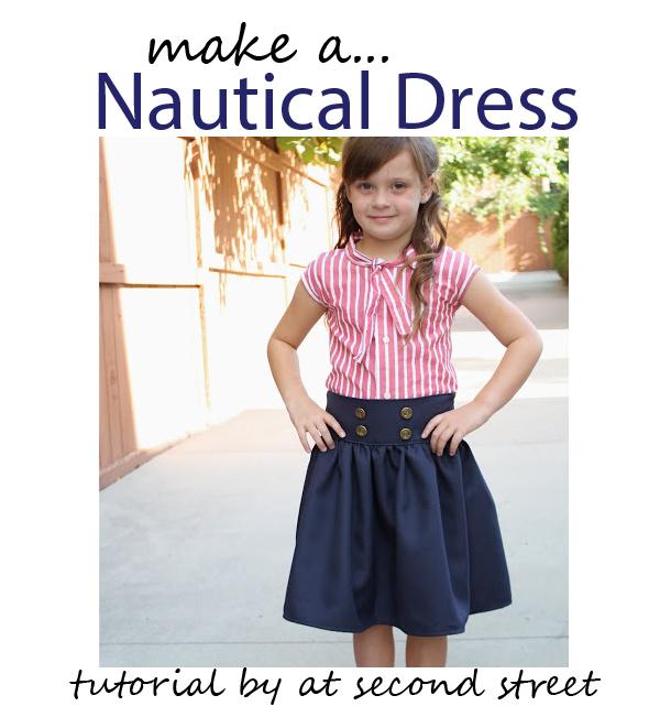 nautical dress