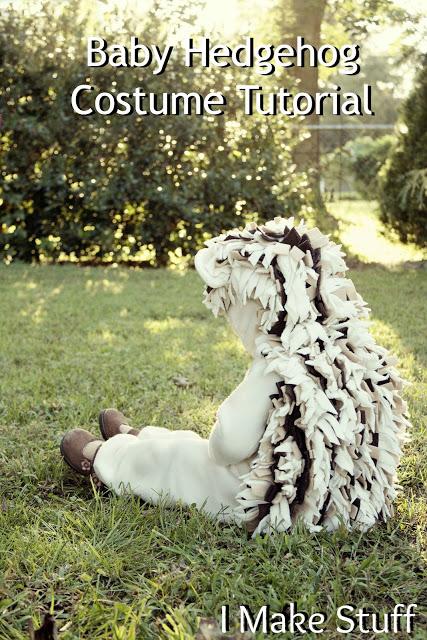 hedgehog costume